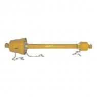 T601410ENC02B02 Wał PTO szerokokątny Comer, 830 Nm L=1410 sprzęgło- kołek ścinany CVJ