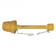 142781020 Rura ochronna Comer, szerokokąt., TCvJ80, L-1010 mm