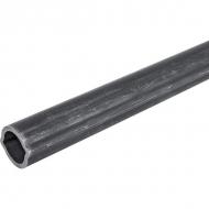 4600RUR10240ZEW Rura profilowa, zewnętrzna, seria 10, L-604 mm