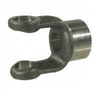 EDS160650241 Widełki piasty, D-24 mm, rowek 6 mm, maks. odchyl. 45°