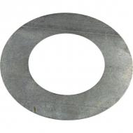 606802 Dysk, 62 x 109 x 0,5 mm