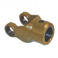 1022284 Widełki Vicon Walterscheid, otwor Ø 30 mm, kołek sprężysty, seria W2100