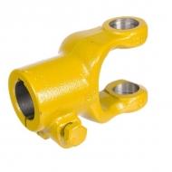 211802HE Widłak zewnętrzny ze śrubą zaciskową seria W, Ø 35 mm rowek 10 mm, W2300