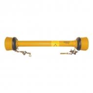 SD25550 Rura ochronna, kompletna, 550 mm
