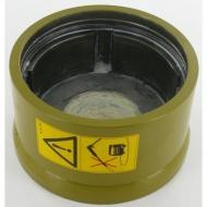 594202 Obudowa sprzęgła aluminium, EK64/12-14R TK118