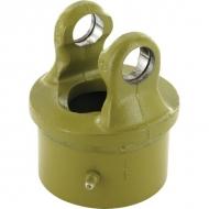 203145 Obudowa sprzęgła aluminium, F5/1 l., W2200