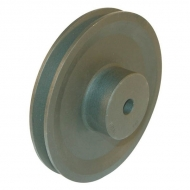 132A1 Koło pasowe rowkowe SPA-13 1 rowek, 137 mm