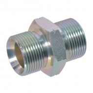 DNM101 Złączka dwuwkrętna, nypel M10x1,0, M10xM10