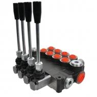 MBV114001GP Rozdzielacz hydrauliczny MBV11, 4 sekcyjny A1A1A1A1G KZ1