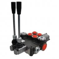 MBV112002GP Rozdzielacz hydrauliczny MBV11, 2 sekcyjny A1L12G KZ1