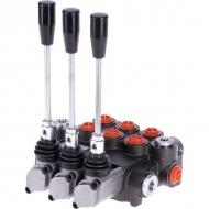 MBV53001GP Rozdzielacz hydrauliczny MBV5, 3 sekcyjny A1A1A1 KZ1