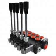 MBV55001GP Rozdzielacz hydrauliczny MBV5, 5 sekcyjny A1A1A1A1A1 KZ1