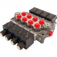 SD54005 Zawór sterujący SD5/4JG3-4x28ES3-AE-24VDC