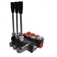 MBV53002GP Rozdzielacz hydrauliczny MBV5, 3 sekcyjny A1A1C1 KZ1