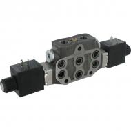 SD6118ES324VDC Sekcja, 2str. dział.(1-8/8ES)24V