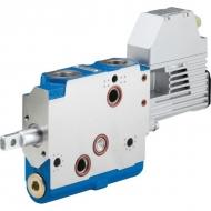 SB23EHS24 Zawór 5/4 SB23 elektryczny/hydrauliczny