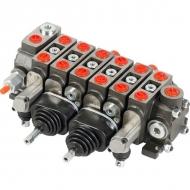 MBVA6001 Rozdzielacz hydrauliczny sekcyjny Mikrus - 6 sekcji