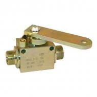 HBKH12L Zawór odcinająco-zwrotny, M18 x 1,5 (C000-HBKH-12L)