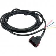 SPAMPDI Złącze AMP z kablem 4m