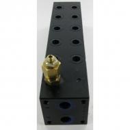 MR45GZC Podstawa stopy EM213-5/DBV 50-210 bar+opcja2/2