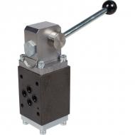 KREV03C2LOA Zawór sterujący obsługiwany ręcznie NG6 blok.