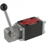 KREV03C4LOA Zawór sterujący obsługiwany ręcznie NG6 blok.