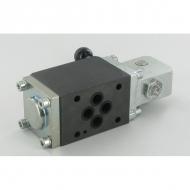 KREV03C3LO Zawór sterujący obsługiwany ręcznie NG6