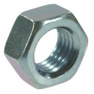 934393L Nakrętka drobnozwojna lewa kl. 8 ocynk Kramp, M39x3,0 mm lewy gwint
