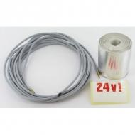 BUC162 Przewód grzewczy, 24 V, 3 m