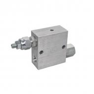 FPSQD05002 Ciśnieniowy zawór sekwencyjny 3/8 pokrętło