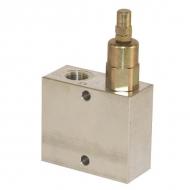 VDSRL05002 Ciśnieniowy zawór sekwencyjny 3/8 (5-220 bar) pokrętło