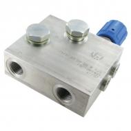 FPRF90DVD32R12OMS Zawór regulacji przepływu, 3-drożny, FPRF90DVD32R12OMS