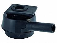 1580020041 Adapter pulsatora pneumatycznego 60/40, na bańkę udojową