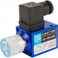 K59P Wyłącznik ciśnieniowy Fox