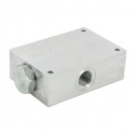 FPFDS12CB12A12 Rozdzielacz strumienia 1/2 50-75 l