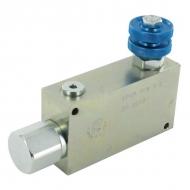 FPVP38ST 3-drożny regulator przepływu 30-50st.