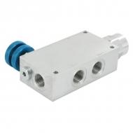 FPVP12G 3-drożny regulator przepływu 50 90l