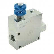 FPRF34ST 3-drożny regulator przepływu 3/4 90-1