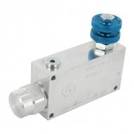 FPVP38G 3-drożny regulator przepływu 30 50l