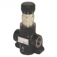 MTKA2VAM08 Zawór regulacji przepływu, 3-drożny, 0-12 l/min