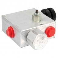 VPR3ET10004 Zawór regulacji przepływu, 3-drożny