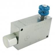 FPVP34ST 3-drożny regulator przepływu 90-150st.