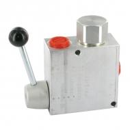 VPR3ET20002 Zawór regulacyjny przepływu 3-drożny VPR3ET20A12L