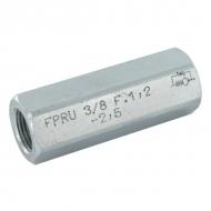 FPRU3825F12 Klapowe zawory zwrotne d=1.2