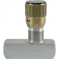 FT2257512 Zwrotny zawór dławiący ze stali nierdzewnej 1/2