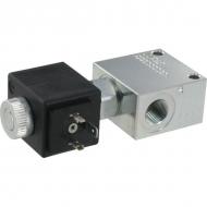 EC08MNO002 Zawór 2/2 EC08M NO 24VDC 3/8BS