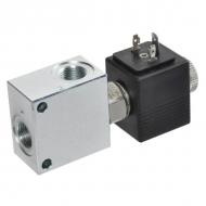 EW10A001 Zawór elektromagnetyczny 2/2 3/8 NC 12 V