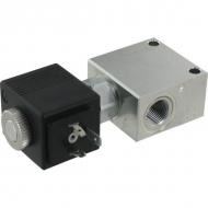 EC08MNC001 Zawór 2/2 EC08M NC 12VDC 3/8BS