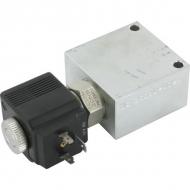 EC10MNC001 Zawór 2/2 EC10M NC 12VDC 1/2BS