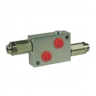 VADDL05001ST Zawór ograniczający ciśnienie stal 3/8 BSP